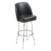 Full Back Swivel Stool