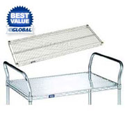 Wire Shelves & Liners