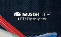 MAG-LITE LED Flashlights