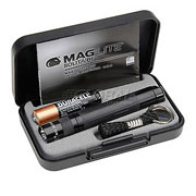 Maglite 1 AAA Solitaire in Presentation Box Black