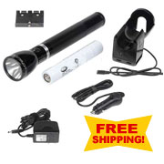 Maglite(r) Mag Charger(r) Rechargeable Flashlight System