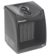 Holmes Ceramic Heater 1500W 2 Speed W/Thermostat