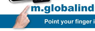 m.globalindustrial.com, point your finger in this direction